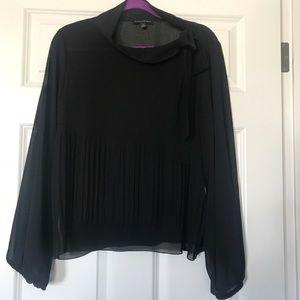 Banana Republic Sheer blouse - like new